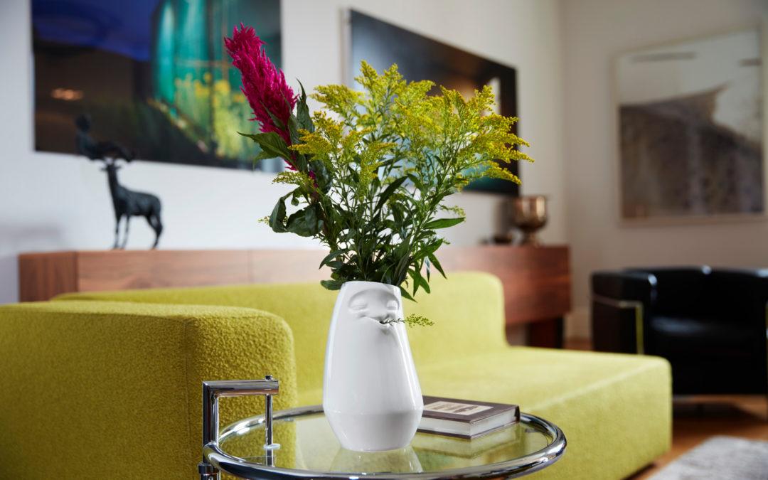 Tassen Vase