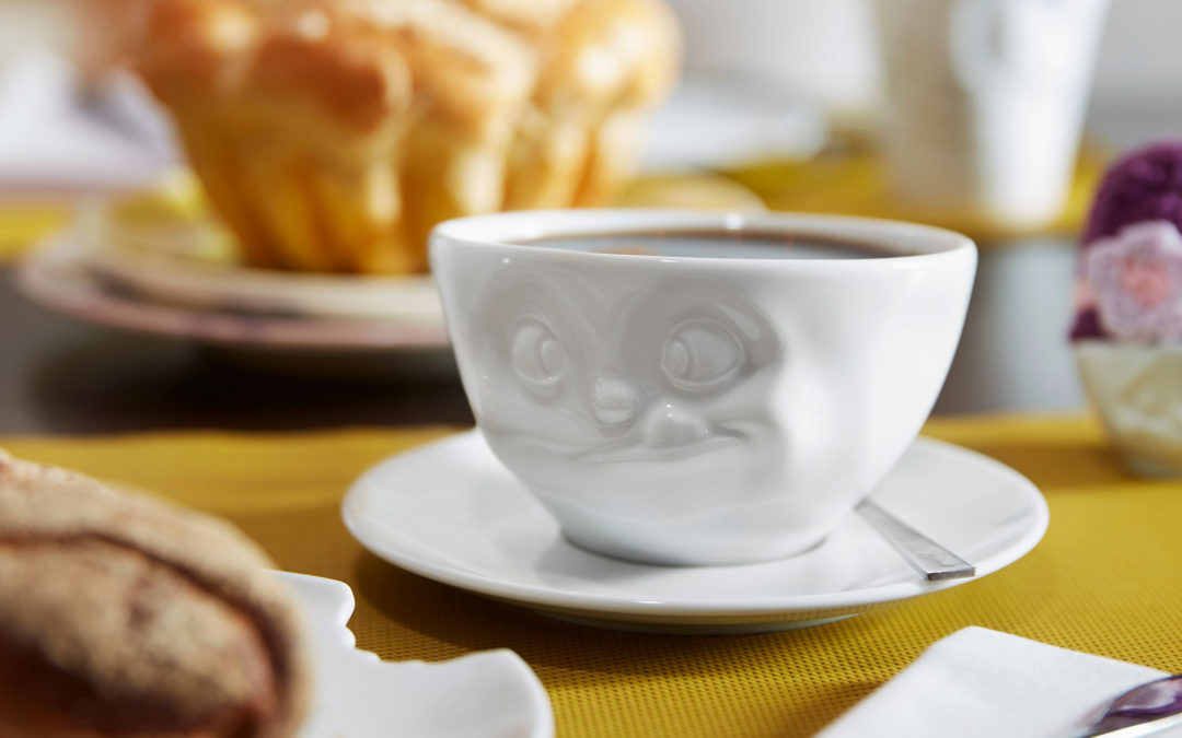 Tassen kaffekopp
